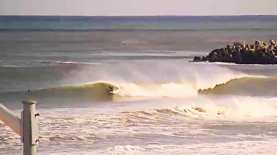 Cam Rewind Of The Day Manasquan April 8th 134978 Surfline
