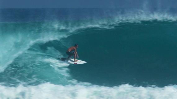 Fano Rakigjija Desert Point Indonesia June 8th 138903 Surfline Com