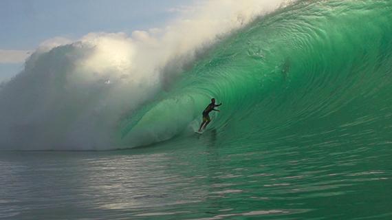 Ian Cosenza Desert Point Indonesia July 19th 138903 Surfline Com